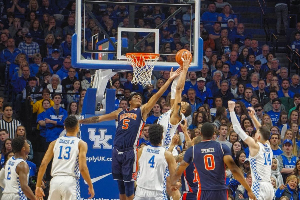 Kentucky Wildcats Basketball Highlights Box Score And Game