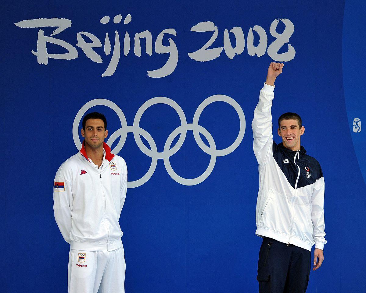 OLYMPICS - SWIMMING