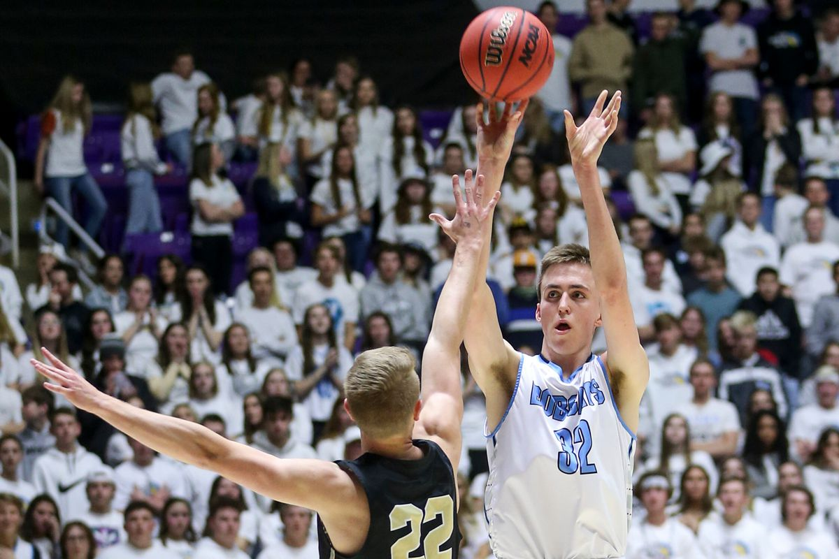 High School Boys Basketball Sky View Runs Away From Desert Hills In 4a Semifinals Returns To State Championship Game Deseret News