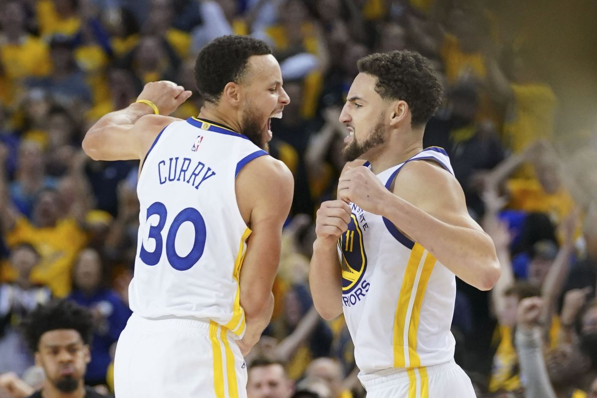 Final Score Warriors Lose Durant To Injury But Outlast Rockets 104