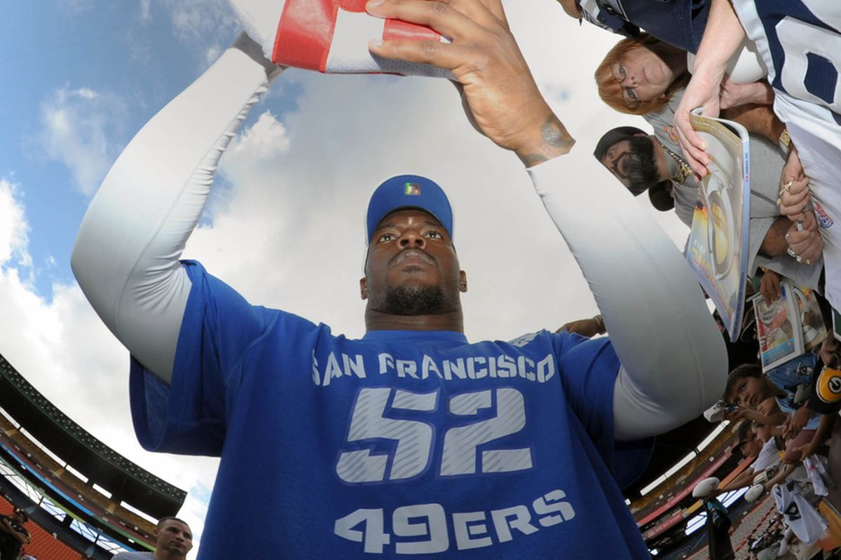 aedaa945b Pro Bowl voting results 2013: 49ers match franchise record of seven starters