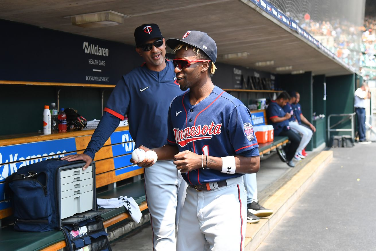 MLB: JUL 18 Twins at Tigers