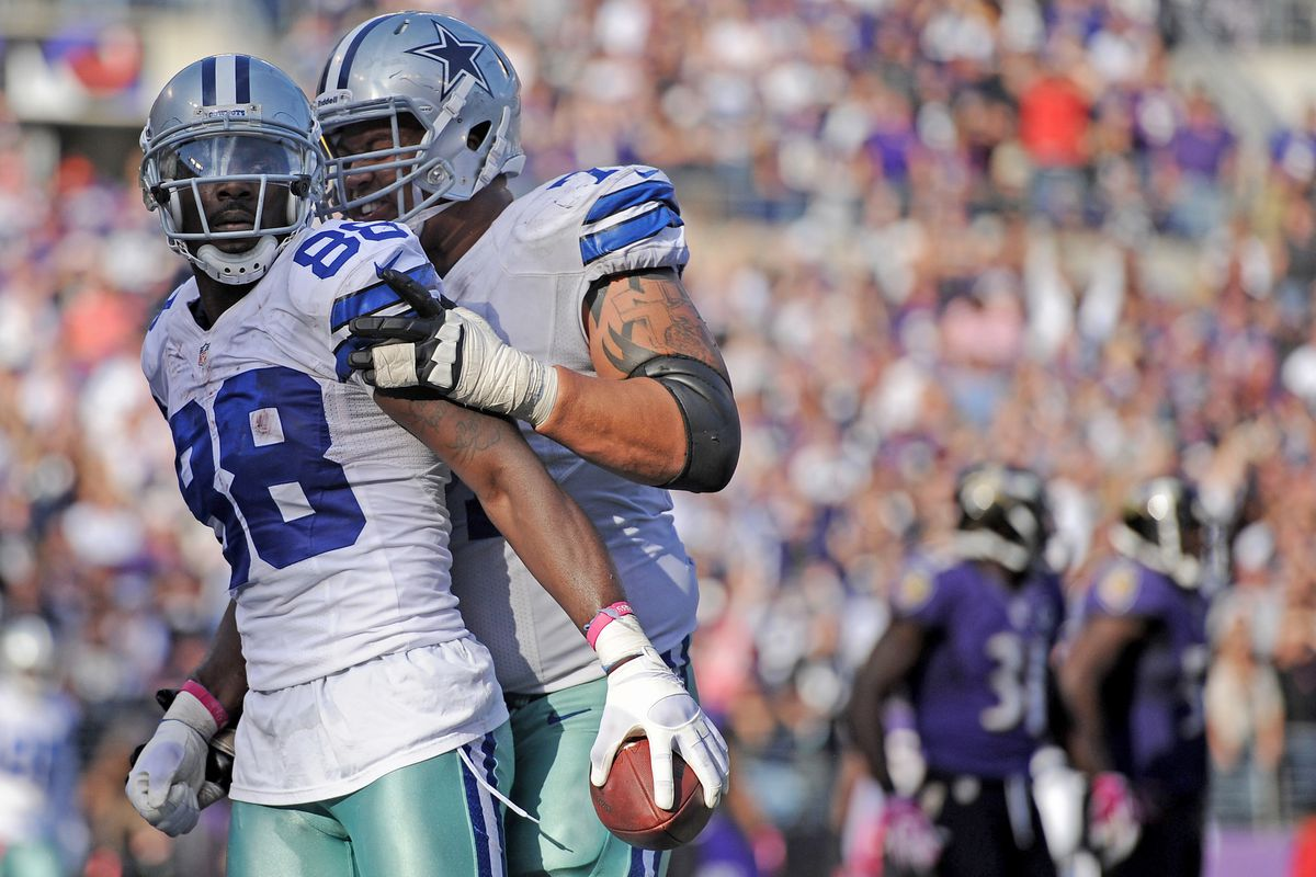 Dez Bryant should find the endzone again this weekend.