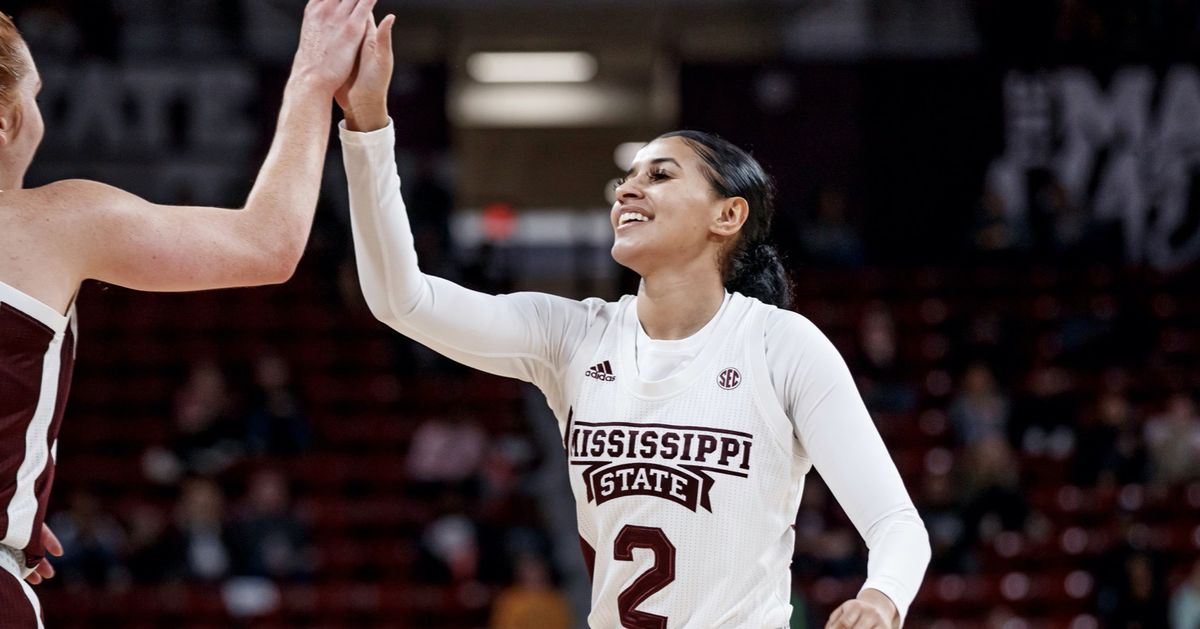 No. 10 Mississippi State shines in final home game, beats Arkansas 92-83