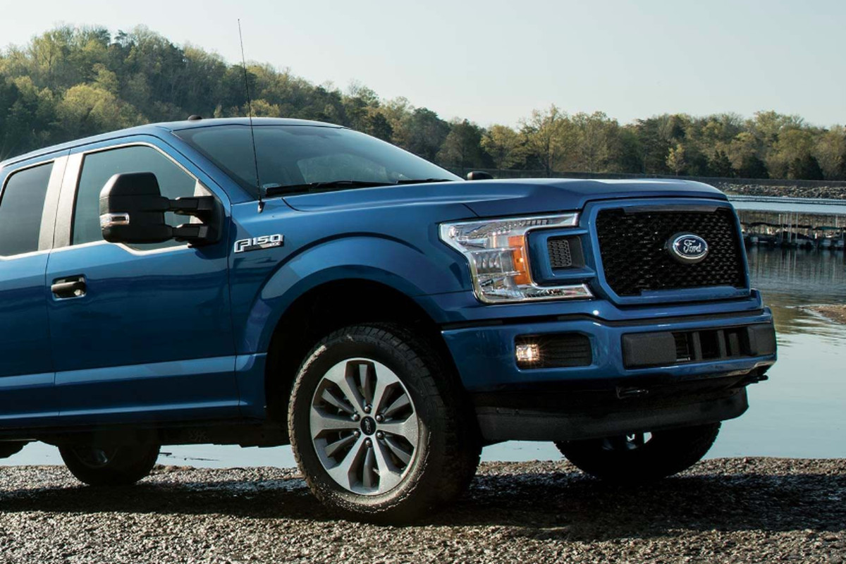 Ford Plans To Make An Electric Version Of Its Best Selling F  Pickup Truck Ford