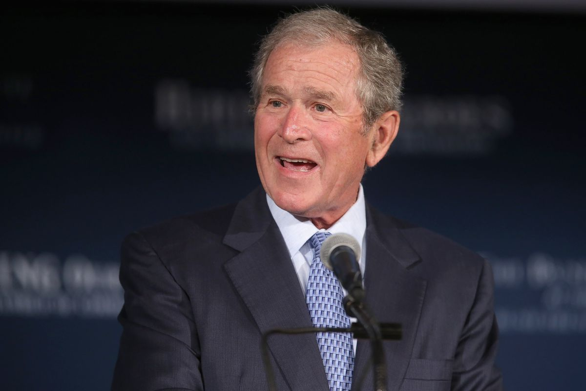 President Bush Confesses Hes War >> George W Bush Was A Much Better President Than Liberals Like To
