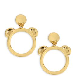 Moschino earrings, Nordstrom, $145