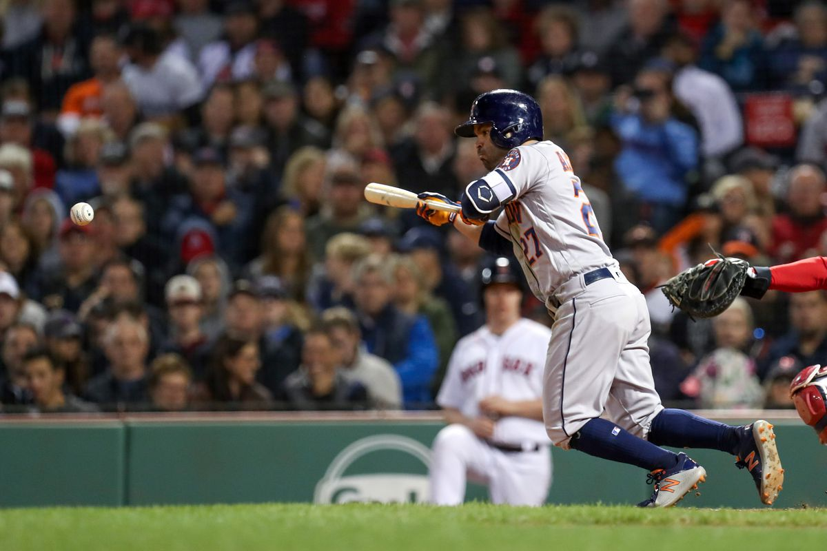 Statistical Comparison of 2018 ALCS Teams, the Houston