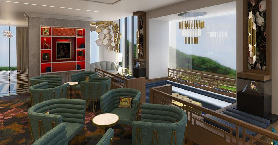 Sx Sky Lounge A Swanky Two Floor Bar With Views Is