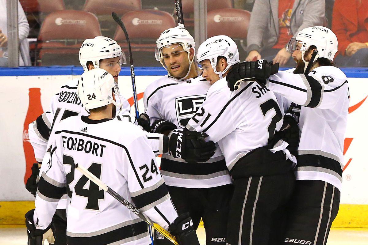 NHL: Los Angeles Kings at Florida Panthers