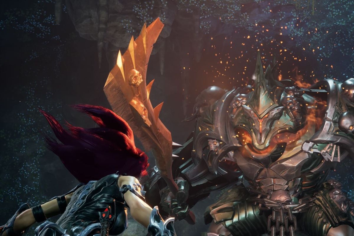 darksiders 3 gets new classic combat option to match previous