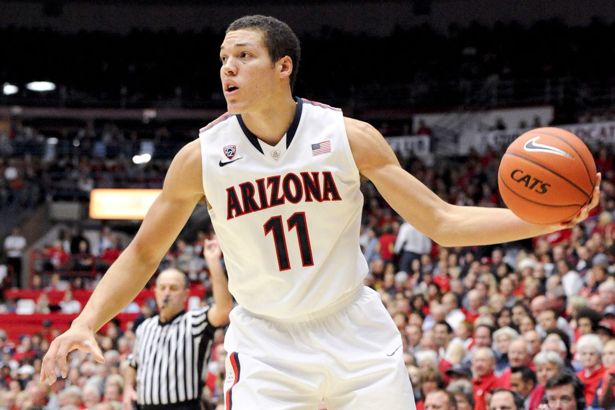 sale retailer badaf 84f4f Southern vs. Arizona final score: Aaron Gordon has his big ...