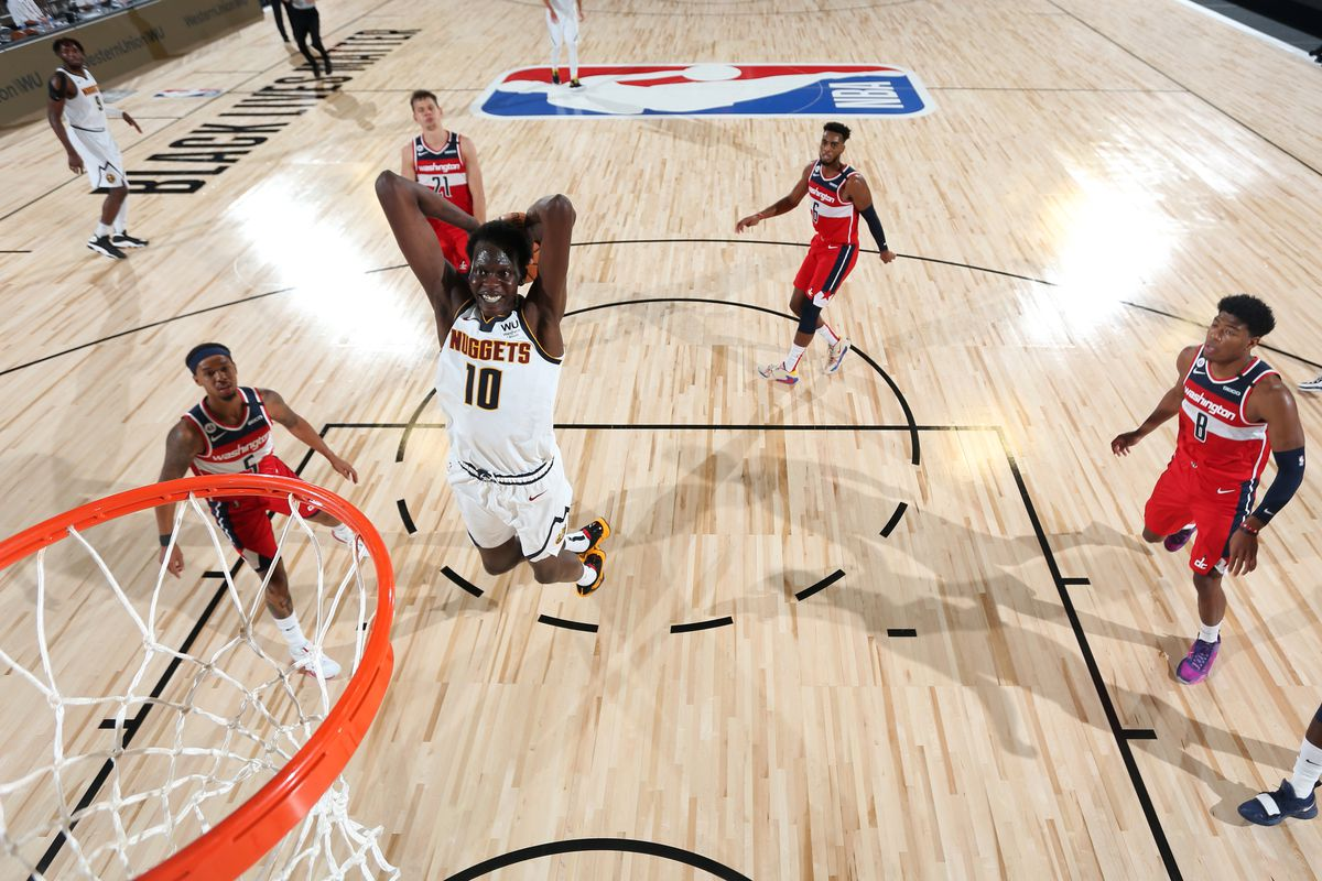 Washington Wizards v Denver Nuggets