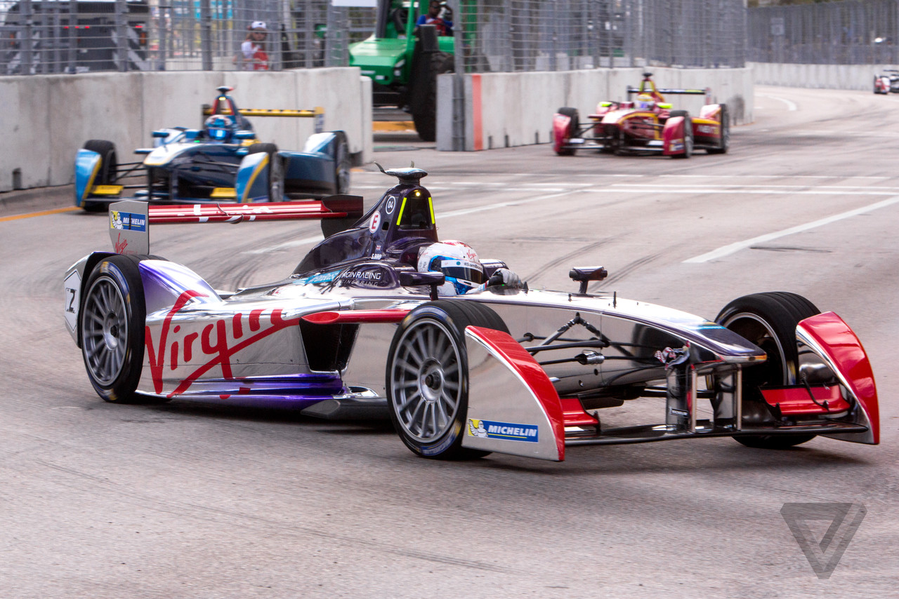 The First Season Of All Electric Formula E Racing Was Start Something Awesome