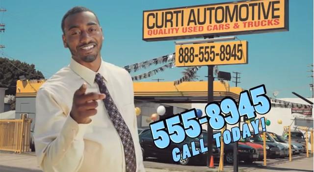 Wall Car Dealer
