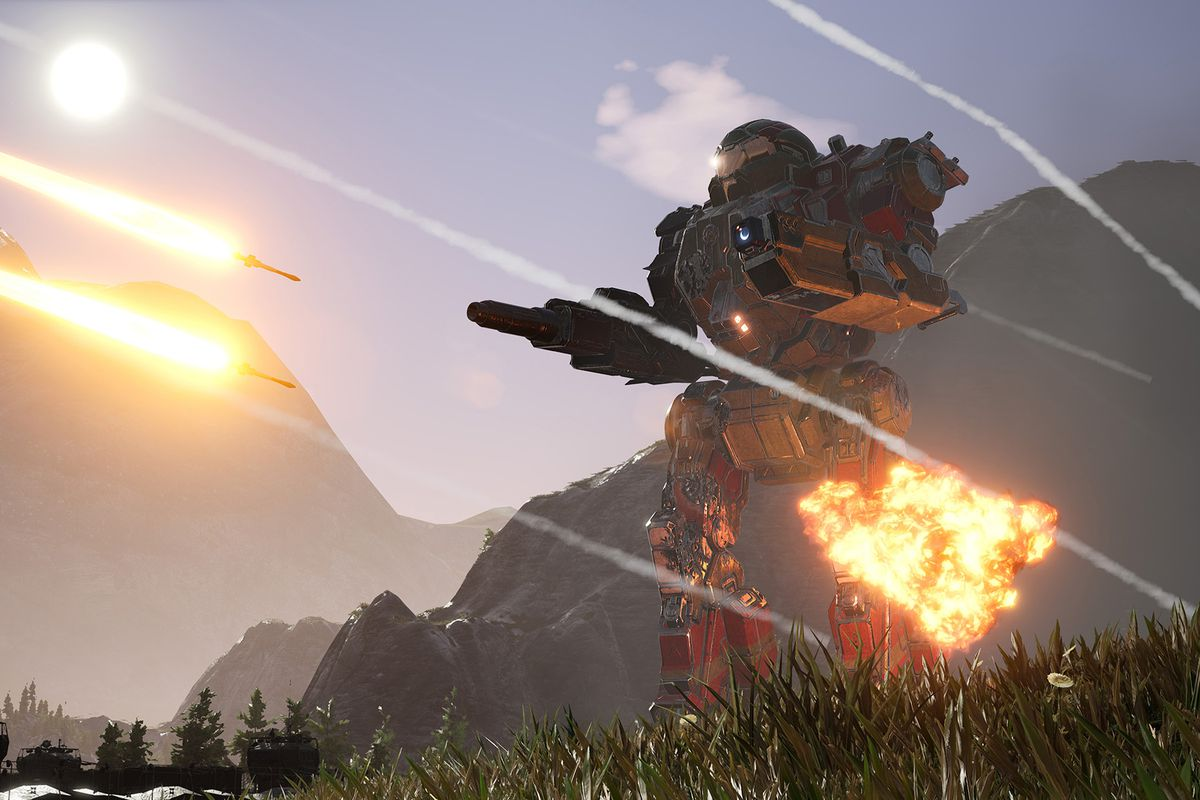 MechWarrior 5: Mercenaries delayed to Dec , now an Epic Store