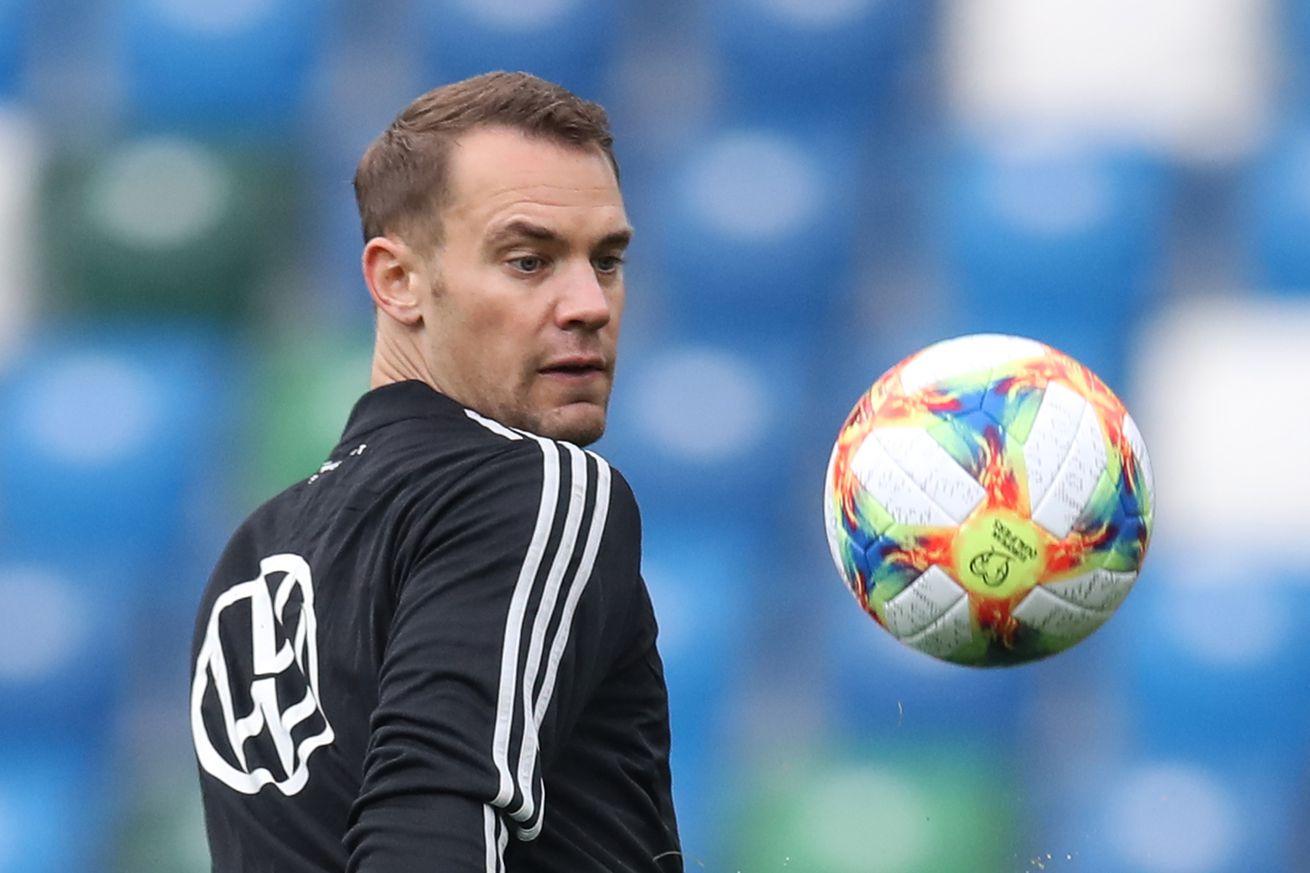 Manuel Neuer to start vs Northern Ireland