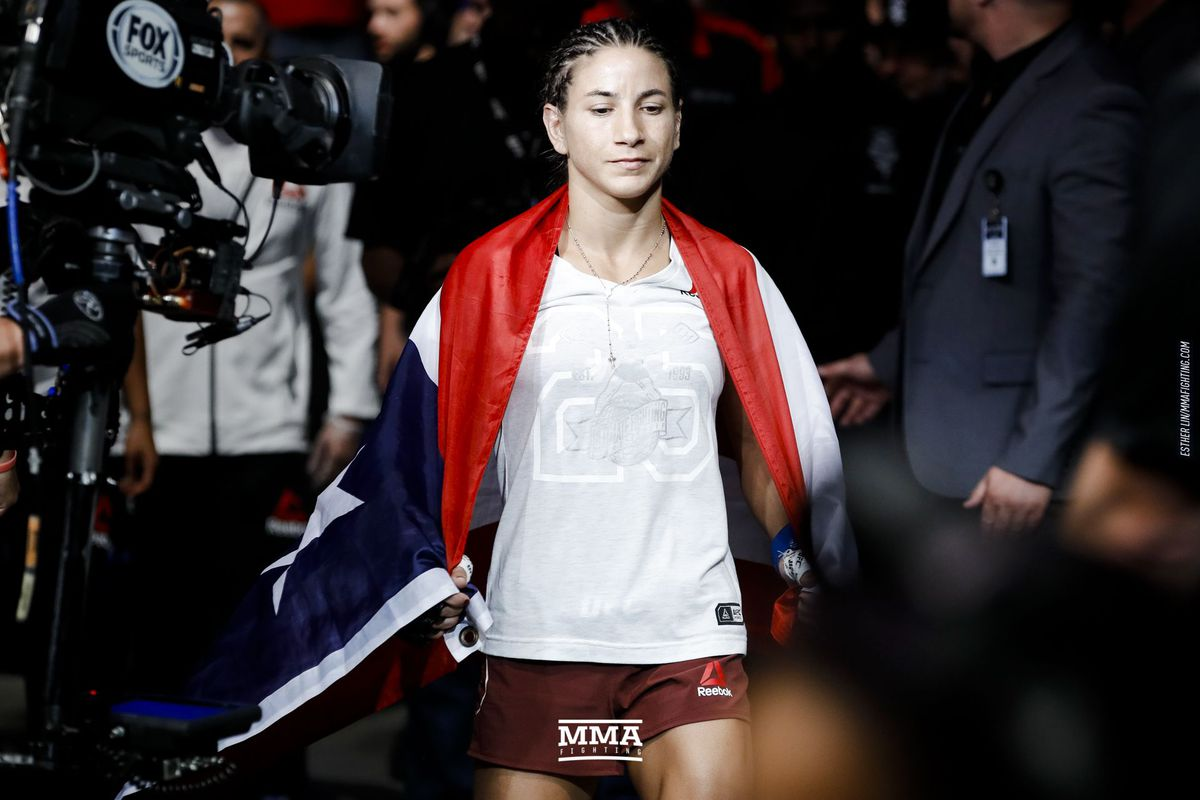 Tecia Torres opens up about struggle with mental health