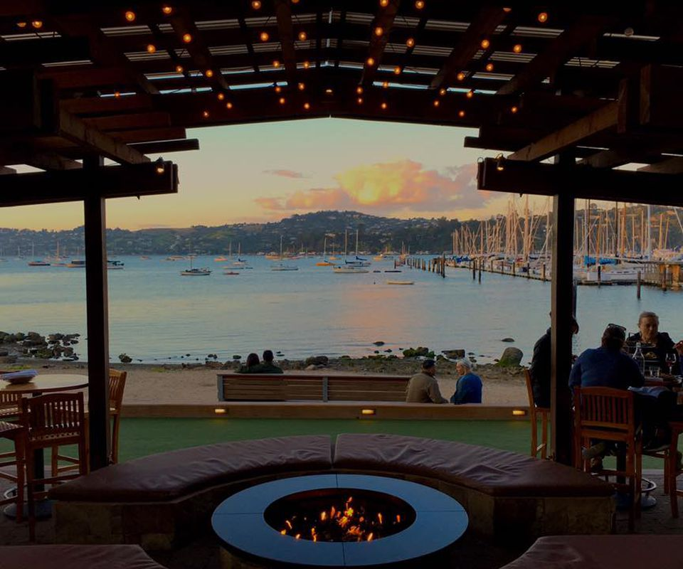 Where To Eat And Drink In Sausalito Eater Sf