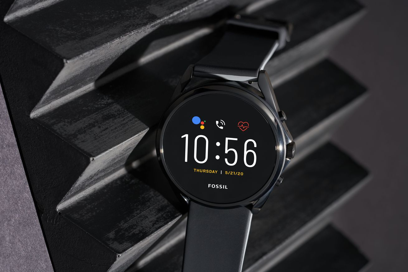 Fossil Gen 5 with LTE smartwatch
