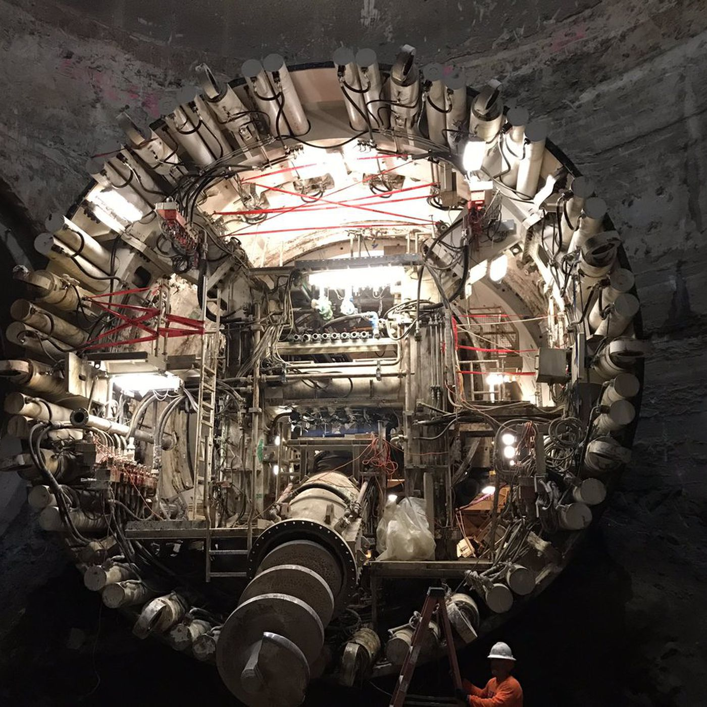 Elon Musk's midlife crisis is a tunneling machine named after the