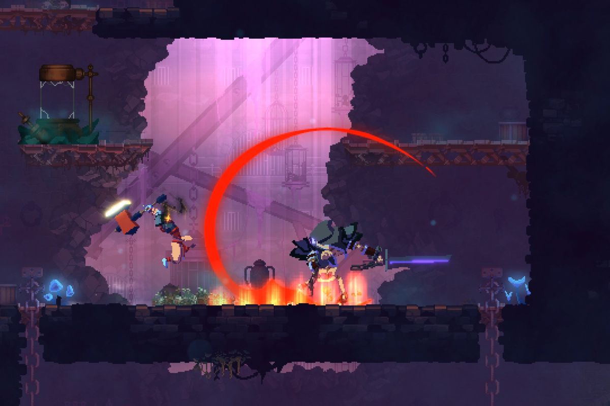 Dead Cells Switch review - Polygon