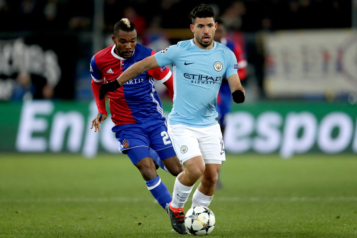 Fc Basel v Manchester City - UEFA Champions League