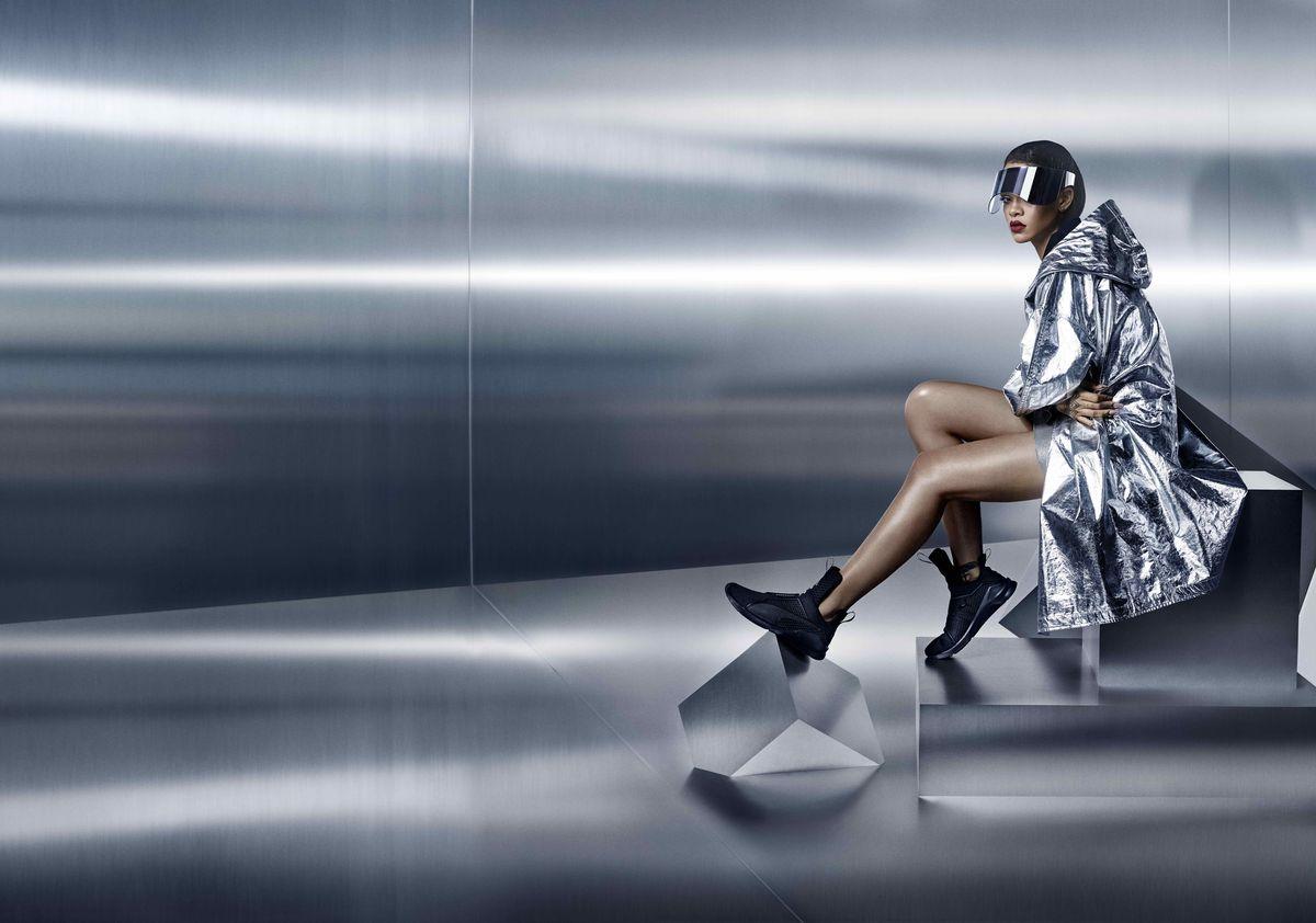 buy popular e12ad 068c2 Where to Buy Rihanna's Fenty Puma Sneakers - Racked