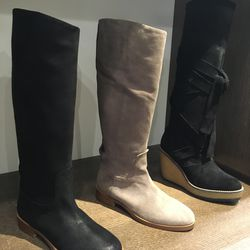 Rag & Bone boots, $175, $175, $300
