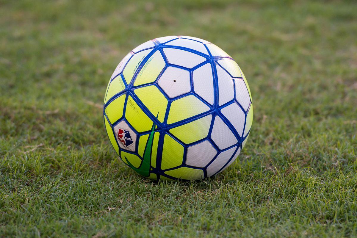 2016 NWSL Soccer Ball