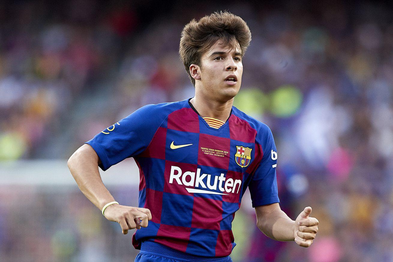 Las Palmas rule out signing Riqui Puig