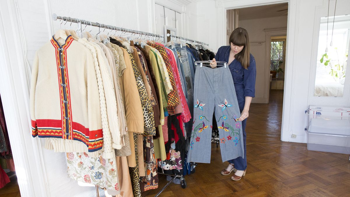 A Beginners Guide To Starting An Online Vintage Shop