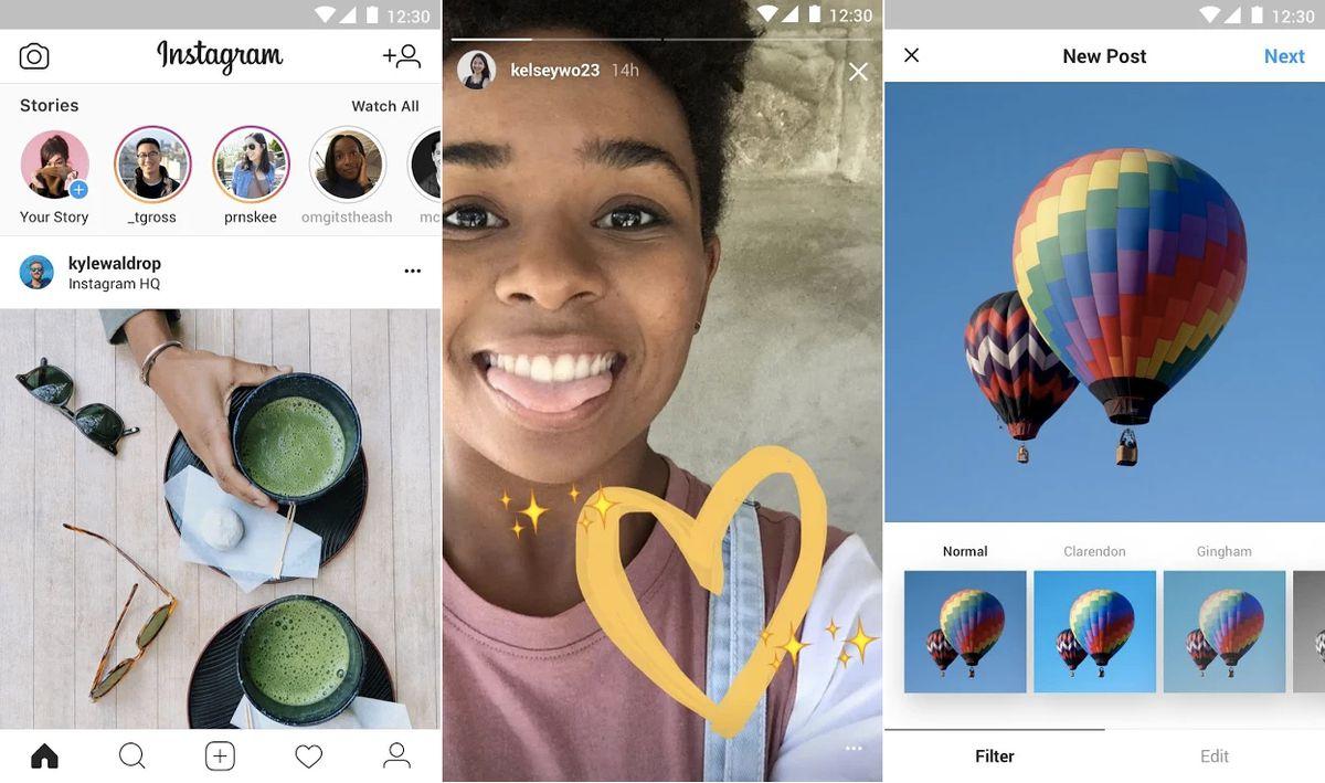 Instagram Lite is a slimmed-down version of Instagram designed for