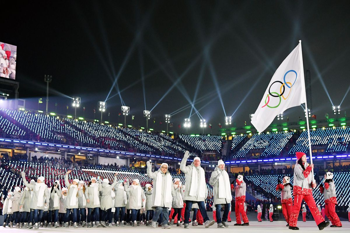 We Need to Talk About How We're Talking About the Olympic Athletes From Russia