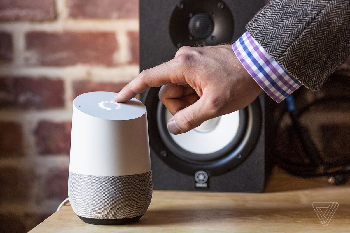 Google Home Mini touch feature disabled eavesdropping flaw