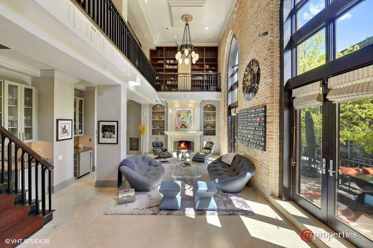 Incredible church to condo conversion in Lakeview lists ...
