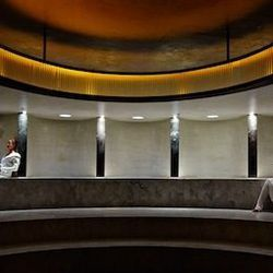 """<span class=""""credit"""">Image Via The Standard Spa</span><p><b>The Standard Spa, Miami Beach:</b> With a dramatically glamorous hammam (which is like a turkish bath, for those not in the know), an aroma steam room, a monstrous sound pool and retreats and wor"""