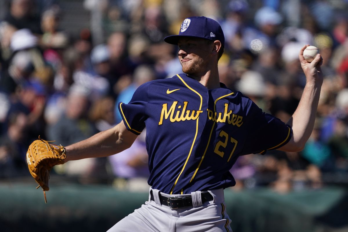 Bullish on Brewers pitching: Eric Lauer - Brew Crew Ball