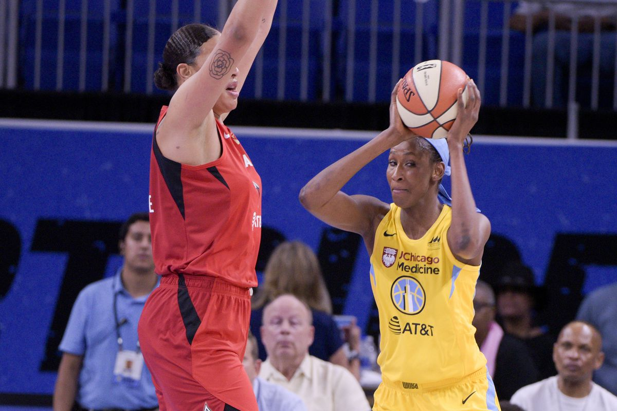 Astou Ndour, a restricted free agent, said last week she would like to stay with the Sky for the 2020 season.
