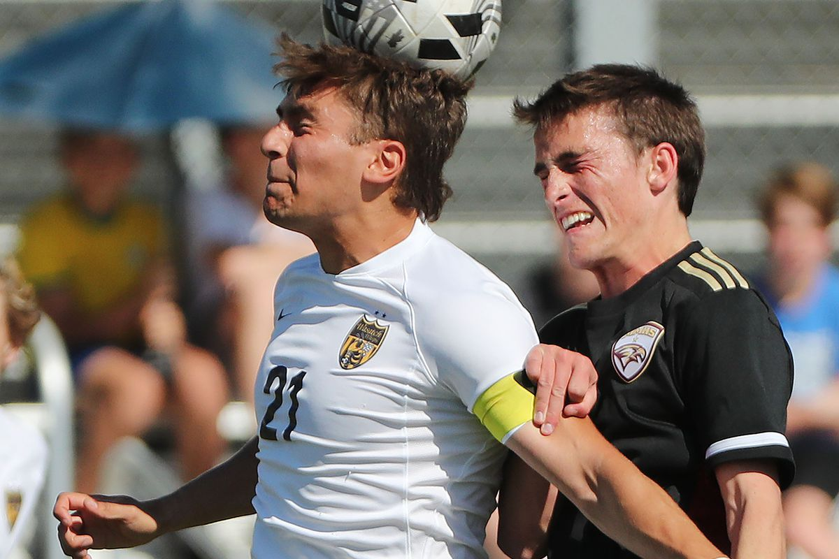 Wasatch's Edgar Garcia is the Deseret News 5A boys soccer Player of the Year.