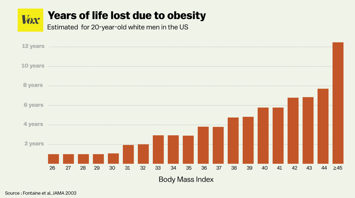 Everything you wanted to know about obesity and weight loss - Vox