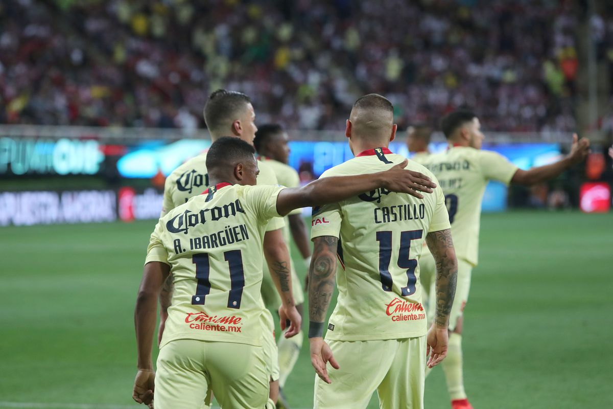 Chivas v America - Torneo Clausura 2019 Liga MX
