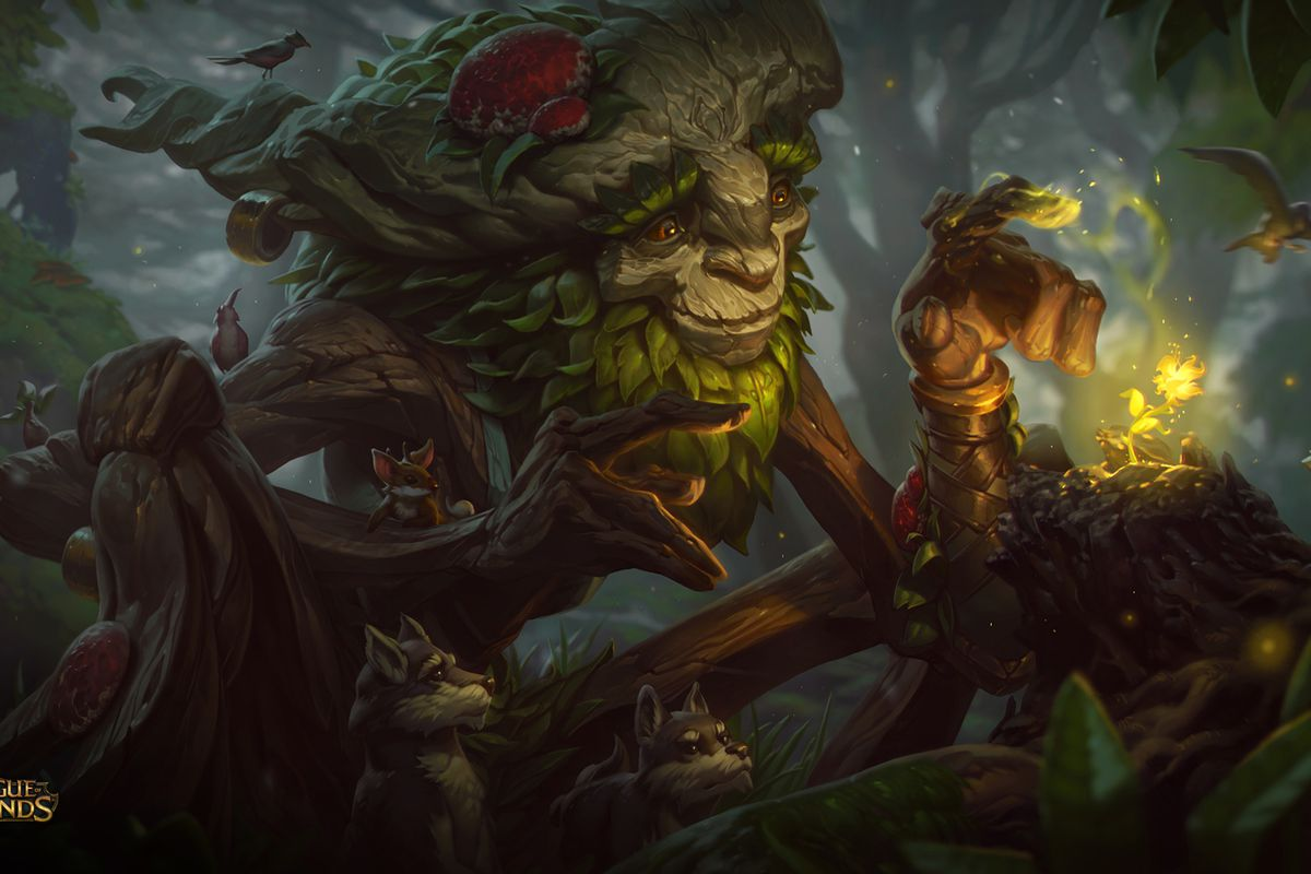 A Guide To Ivern One Of Leagues Most Innovative Champions Yet