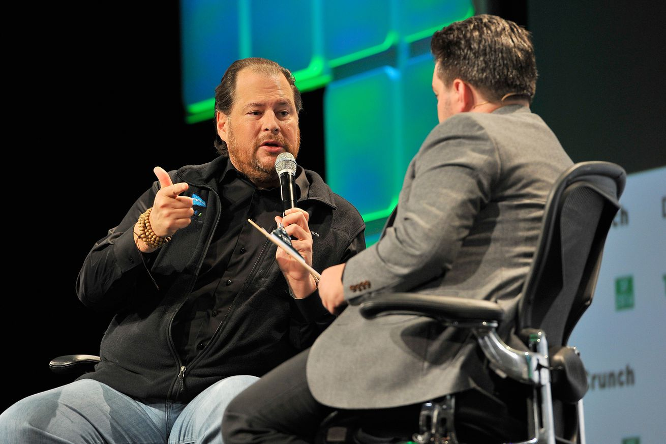 immigration nonprofit refuses 250 000 salesforce donation over its contract with us government