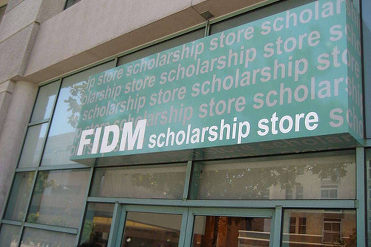 "Photo via <a href=""http://www.fightinmadmary.com/2008/08/fidm-scholarship-store.html"">Fightin' Mad Mary</a>"