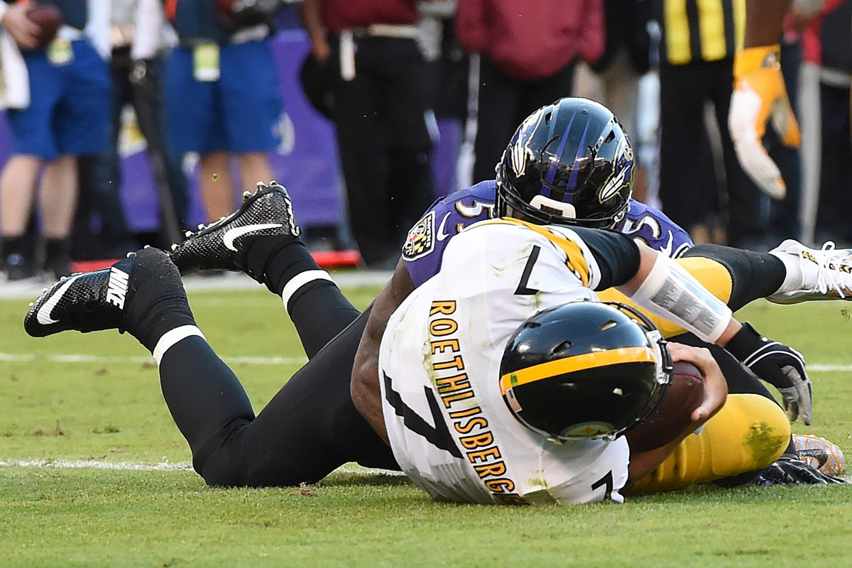 Terrell Suggs isn t about to fall for rat bastard Ben