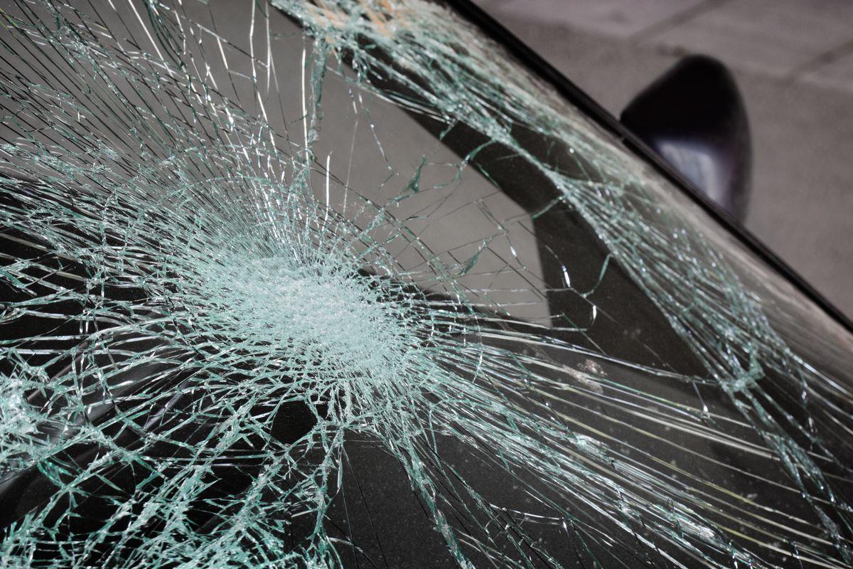 One person was killed in a crash on Interstate 55 near La Grange Road.