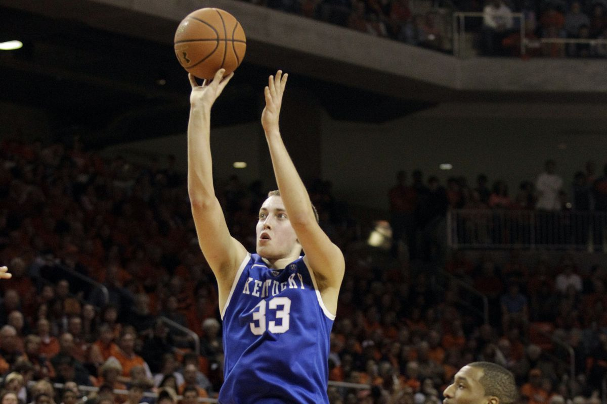 Kyle Wiltjer will be playing a lot of basketball this summer.