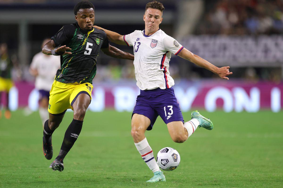 SOCCER: JUL 25 Concacaf Gold Cup Quarterfinal - USA v Jamaica