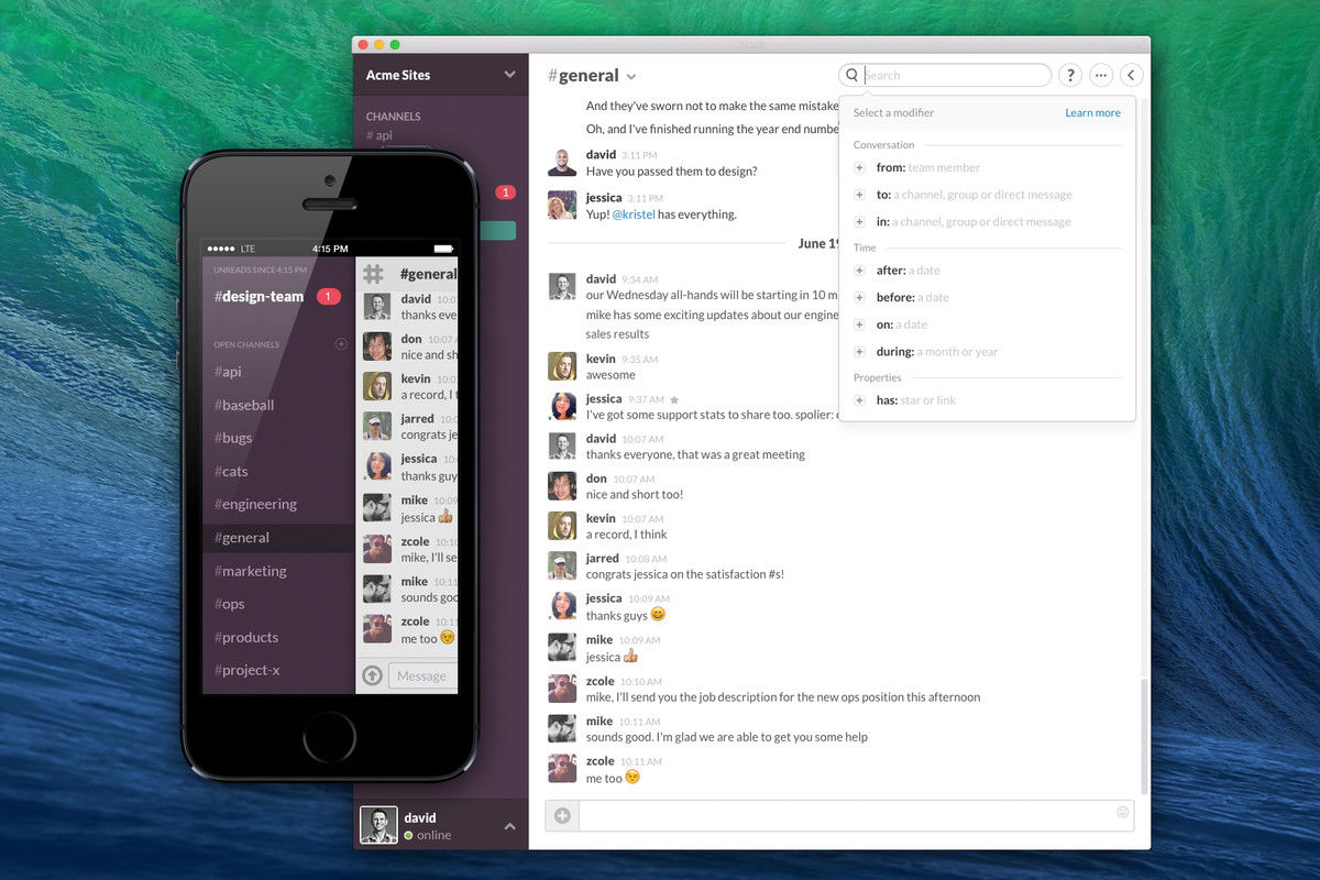 Slack is going to add video chat, voice chat, and screen-sharing ...